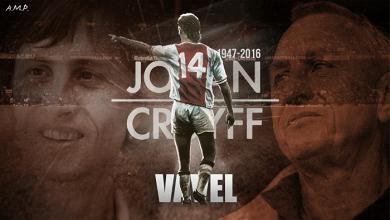 Johan Cruyff en quince segundos