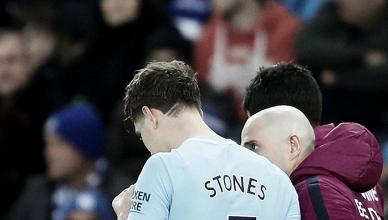 El Manchester City pierde a Stones más de un mes