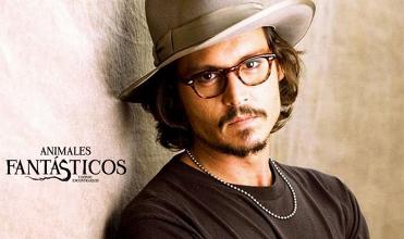Johnny Depp se incorpora a 'Animales fantásticos y dónde encontrarlos'