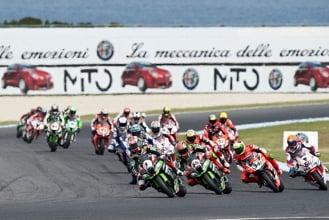 Superbike: in Australia parte la sfida tra Ducati e Kawasaki