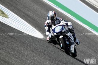 Jorge Martín se lleva la pole en una última vuelta accidentada
