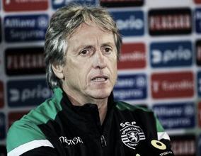 """Jorge Jesus: """"Fue bonito que las personas de Oleiros tuvieran al Sporting en su estadio"""""""