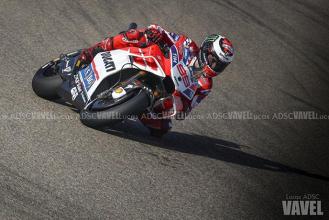 Jorge Lorenzo, alla seconda vittoria di fila in sella ad una Ducati