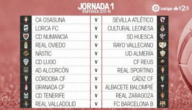 El Huesca ya conoce su calendario