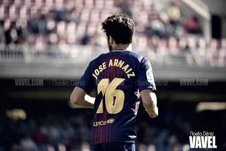 Rayo Vallecano - FC Barcelona B: puntuaciones Barcelona B, jornada 15 Liga 123