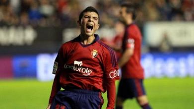 Jose García, nuevo jugador del Athletic de Bilbao