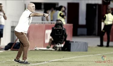 Análisis del entrenador del Real Valladolid: Luís César Sampedro