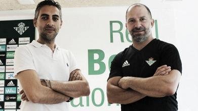 El Betis incorpora a José Manuel Álvarez a los servicios médicos