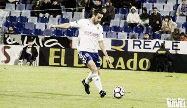 José Enrique rescinde su contrato con el Real Zaragoza