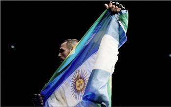 Santiago Ponzinibbio atropela e nocauteia Gunnar Nelson no UFC Glasgow