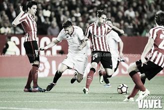 Sevilla FC vs Athletic de Bilbao: puntuaciones del Sevilla, jornada 25 La Liga
