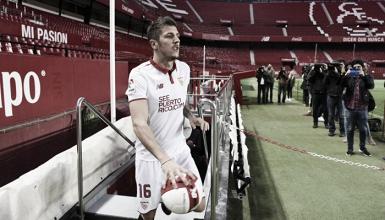 """Jovetic: """"Me gusta jugar más con otro delantero"""""""