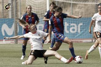 El Valencia Femenino no puede con el Barça y cae en la Copa