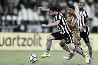 Botafogo recebe embalado Sport em confronto direto por vaga no G-6