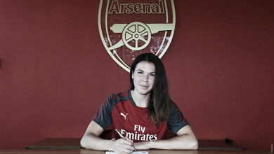 Arsenal sign Jessica Samuelsson