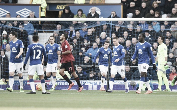 Everton 0-1 West Bromwich Albion analysis: A defeat that highlighted season trends for the Toffees