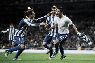 El RCD Espanyol lleva 21 años sin ganar en el Bernabéu