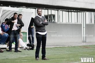 """José Juan Romero: """"Se ha visto fútbol entre dos equipos jóvenes"""""""