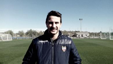 """Juan Muñoz: """"Vicente Iborra me dijo que el Levante era el equipo al que debía ir"""""""