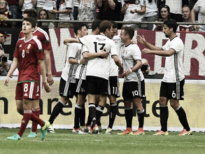 Deutschland 2-0 Ungarn: Generalprobe für die EM gelingt