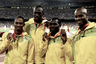 Jamaica stripped of Beijing relay gold after Nesta Carter's failed drugs test