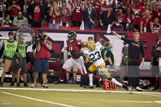 Atlanta Falcons vs Green Bay Packers: NFC Championship rematch in Atlanta's brand new home