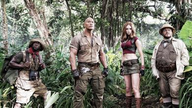 Crítica: Jumanji, bem vindo à selva
