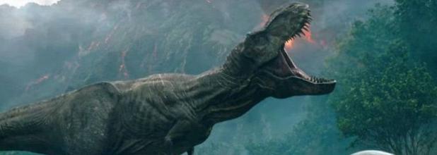 'Jurassic World: Reino Ameaçado' ganha trailer eletrizante