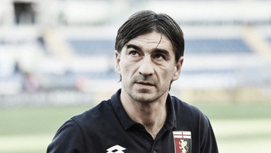 Genoa, Juric rischia grosso contro l'Inter