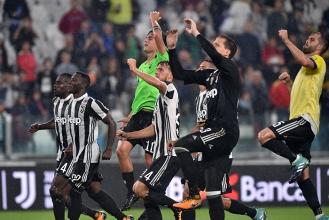 Troisième succès consécutif pour la Juventus