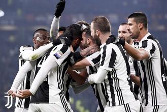 Le bilan de la Juventus à la mi-saison