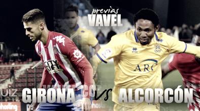 Previa Girona FC - AD Alcorcón: a seguir con la buena dinámica