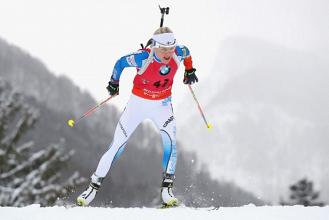 Biathlon: una Makarainen spaziale vince la sprint di Ruhpolding!
