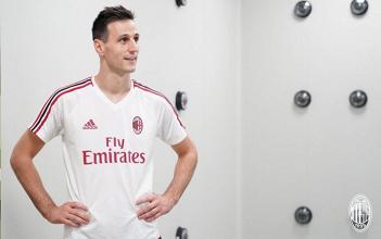 """Milan, UFFICIALE l'arrivo di Kalinic in prestito con obbligo di riscatto. Fassone: """"Rosa completa"""""""