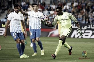 Resumen Málaga CF 2016/17: el balance en la portería