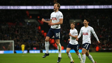 Premier League - Cinquina del Tottenham, Stoke a tappeto (5-1)