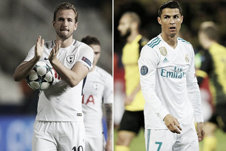 Champions League, Ronaldo e Kane si sfidano in Real Madrid-Tottenham