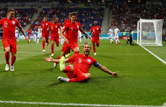 Inghilterra, è già un Kane mondiale | www.twitter.com (@England)