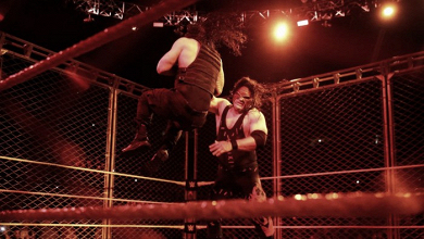 Kane se une a The Miz
