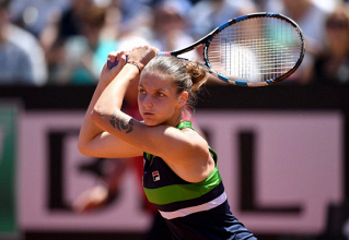 WTA Roma 2017 - Muguruza e Karolina Pliskova ai quarti