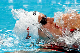 Mondiali Budapest 2017 - 400 misti F, Katinka Hosszu mette il primo punto