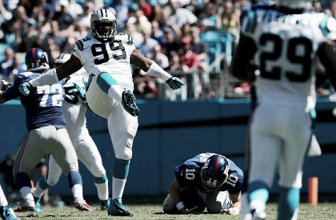 Carolina Panthers sign Kawann Short to Long-term Extension