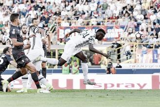 Serie A, la prima gioia di Kean fa vincere la Juve: 1-2 contro il Bologna