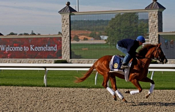 Breeders' Cup Headed To Keeneland In 2015