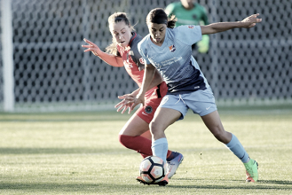 Sky Blue FC travels to Portland and dominates the Portland Thorns at home