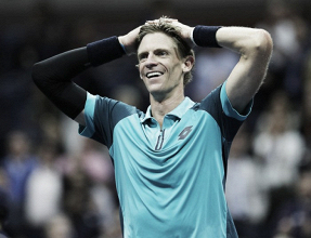 US Open: Kevin Anderson outguns Pablo Carreno Busta and serves into his first ever Grand Slam final
