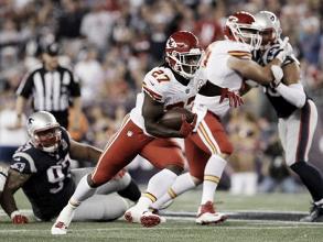 Kansas City Chiefs shock the New England Patriots on opening night