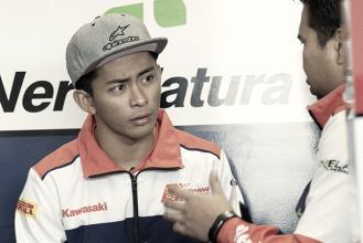 Zulfahmi Khairuddin ficha por el SIC Racing Team