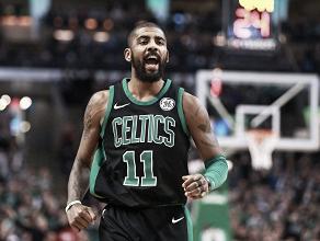 NBA, Celtics in ansia per il ginocchio di Kyrie Irving