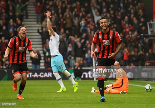 "Josh King ""loving it"" at Bournemouth after weekend hat-trick"